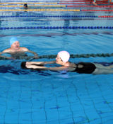 Cours de natation adultes Piscine Aqua°bulles