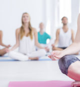 Yoga - Piscine Aqua°Bulles