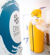 Piscine Aqua°Bulles-Cryothérapie