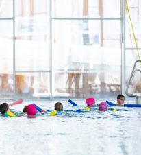 Stage vacances - piscine Aqua°Bulles
