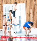 Cours de natation Je progresse Piscine Aqua°Bulles