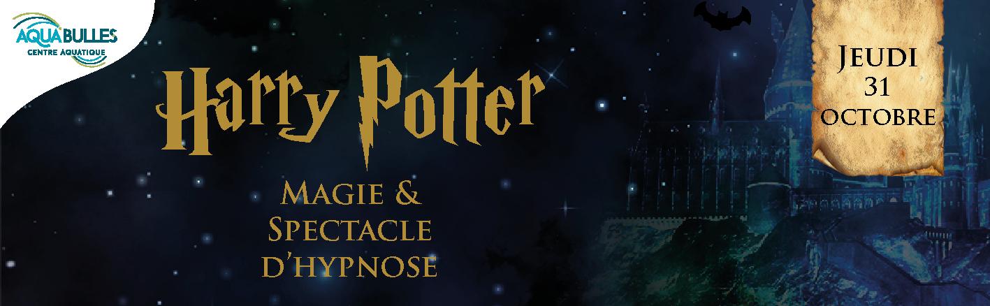 Harry Potter Halloween Aqua°Bulles