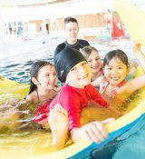 je découvre - jardin aquatique - piscine st fulgent - SBourcier