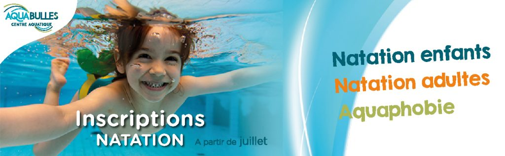 Inscriptions natation 2019 2020 Saint Fulgent