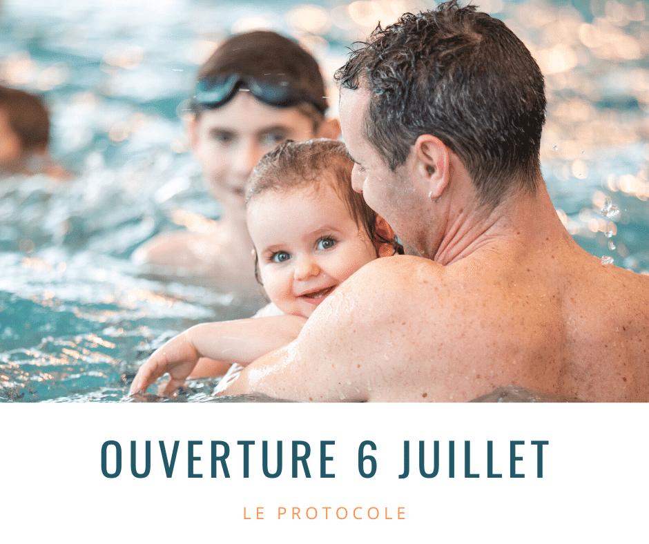 protocole d'ouverture - piscine aquabulles