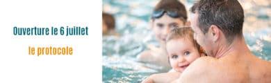 ouverture piscine st fulgent 6 juillet