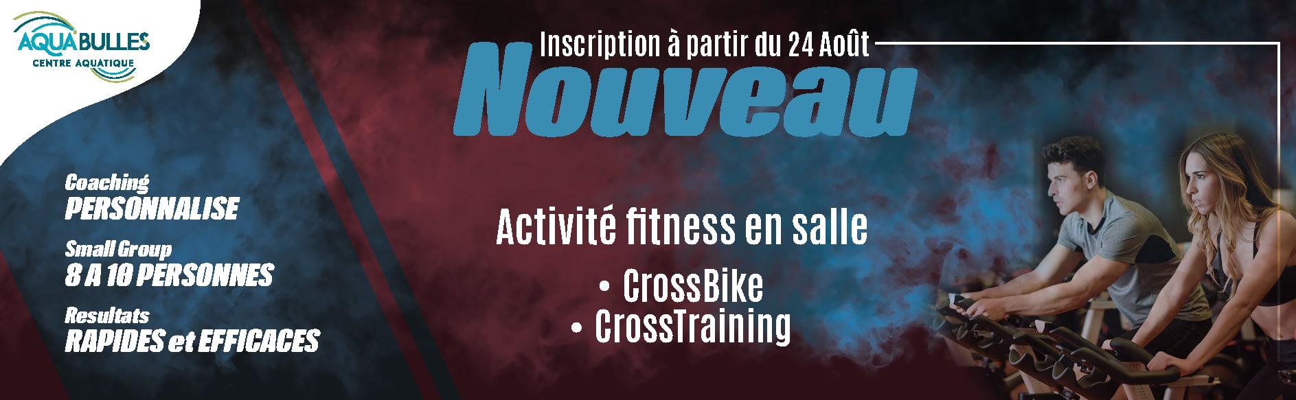 Inscriptions fitness AquaBulles